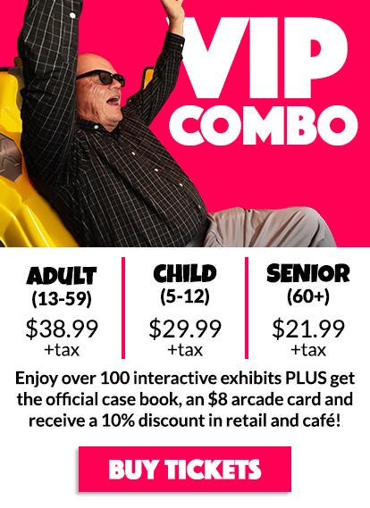 WonderWorks Branson Tickets
