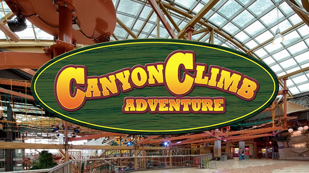 Canyon Climb Adventure