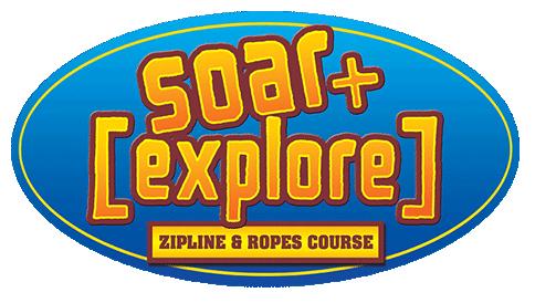 soar + explore logo