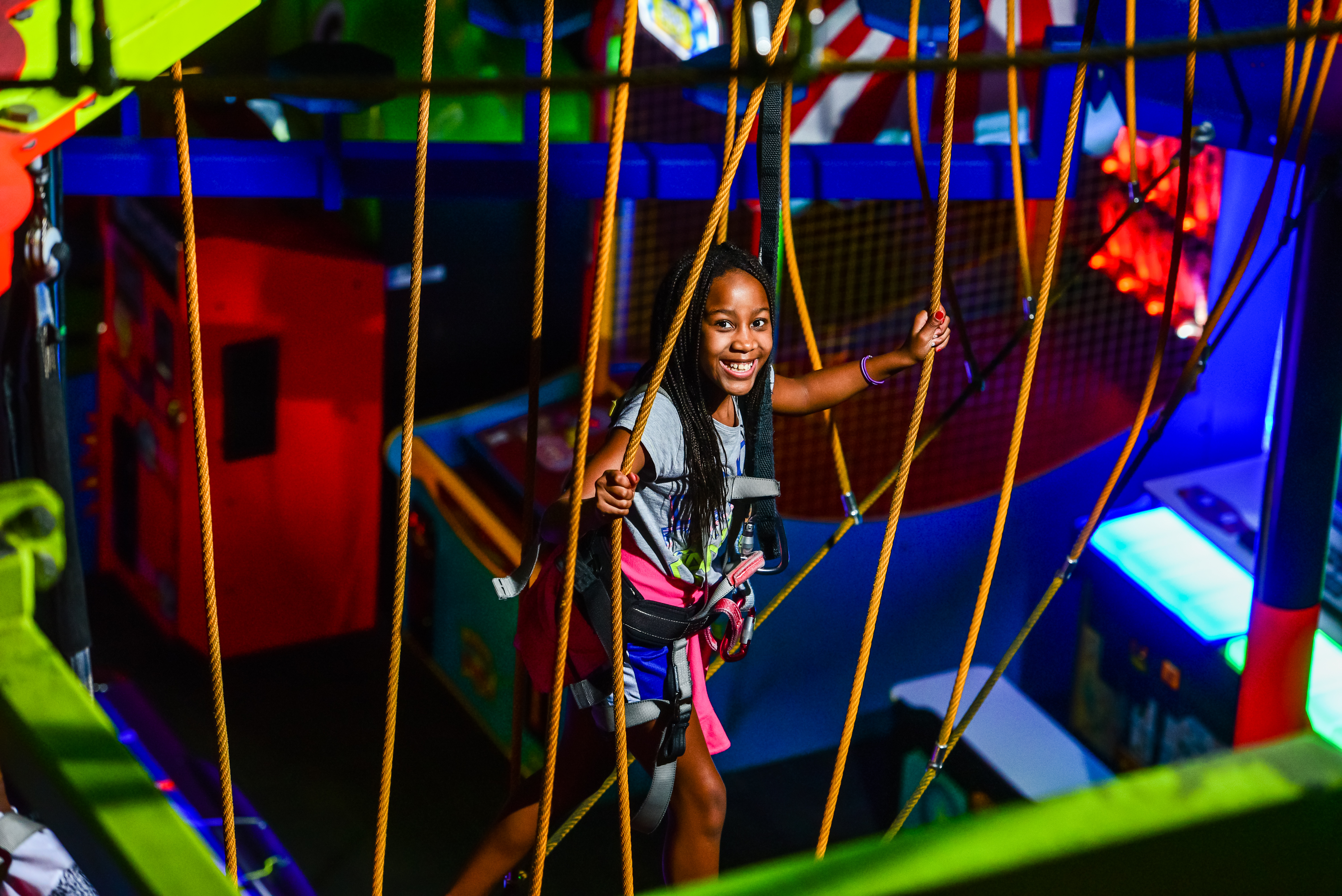 Myrtle Beach Ropes Course Wonderworks