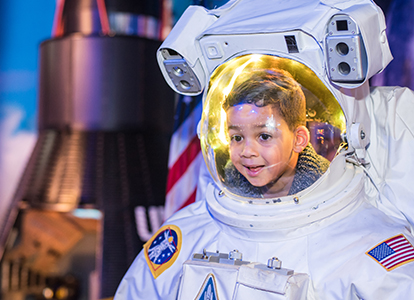 Space Discovery Zone