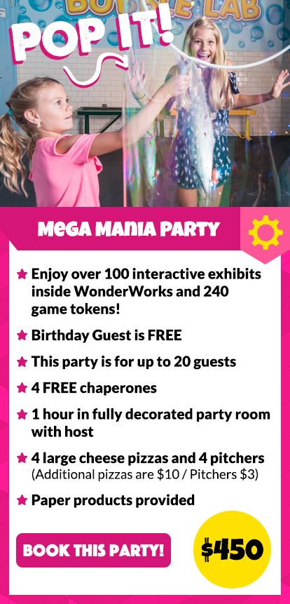 Birthday Parties Myrtle Beach