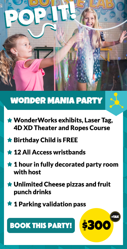 Birthday Parties Orlando