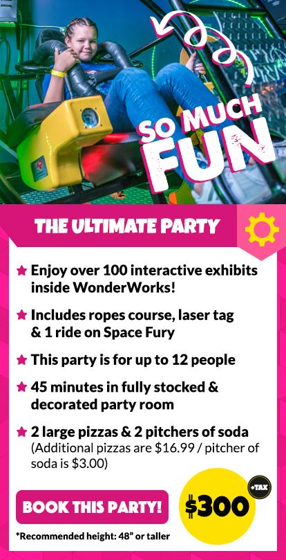 Birthday Parties Panama City Beach