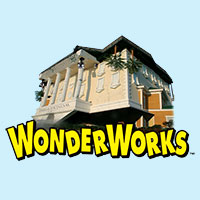 WonderWorks Attractions at Pigeon Forge