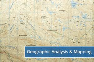 Geo-analysis